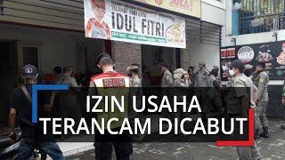 Rumah Makan di Puncak Bogor yang Terbukti Melanggar PSBB Izinnya Terancam Dicabut