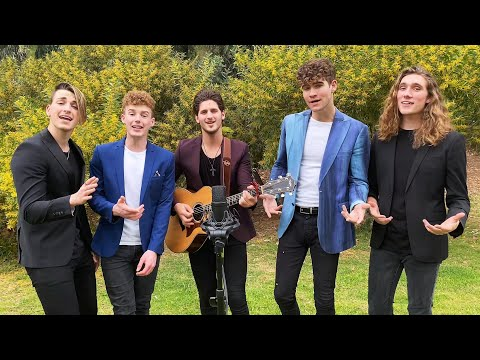 Jonas Brothers - What A Man Gotta Do (Cover by On The Outside)