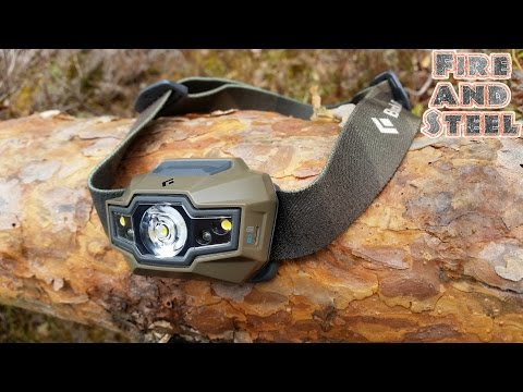 Review – Black Diamond Storm Headlamp