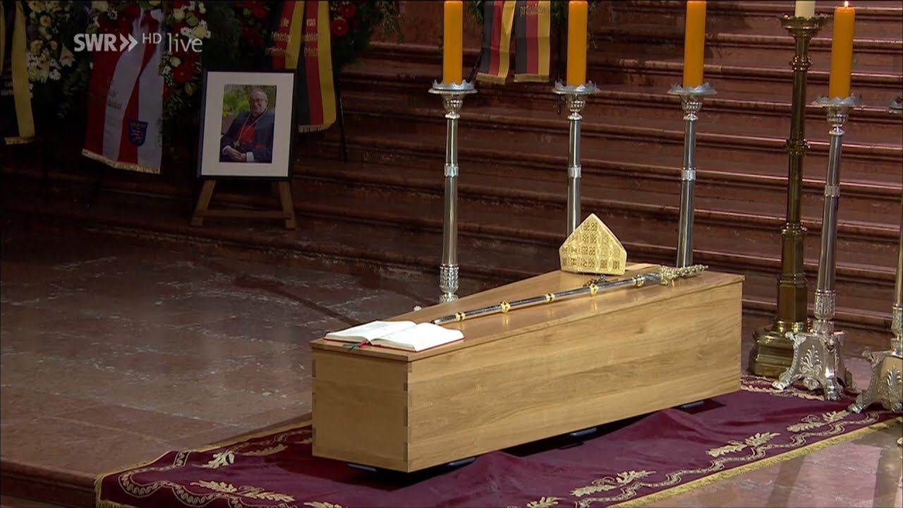 Requiem Karl Kardinal Lehmann