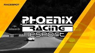 Phoenix Racing Esport   12 Hours of Road America   Hours 1-6