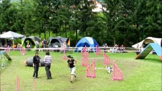 preview picture of video 'Nuša & Ling 10.6.2012 KD Zagorje'