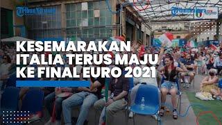 Italia ke Final Euro 2021 Modal Menang Penalti, Luis Enrique & Bek Barcelona Kompak Lempar Sindiran