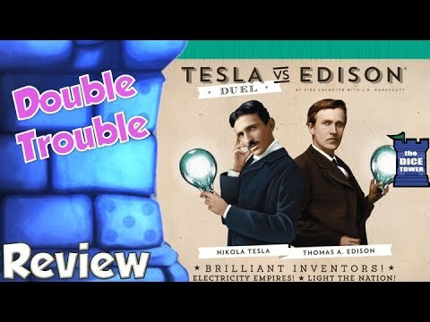 Tesla vs.  Edison: Duel Review - Double Trouble