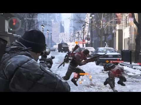 These The Division Players Gang Up On One Guy, And Lose Spectacularly