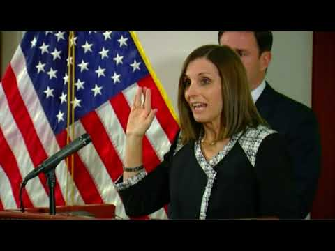 Arizona's governor has appointed Rep. Martha McSally to replace Sen. Jon Kyl in the seat that belonged to Sen. John McCain, sending the GOP congresswoman back to Washington just a month after she lost a race for the state's other Senate seat. (Dec. 18)
