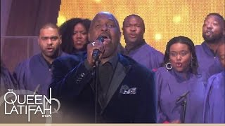 "The 3 Winans Brothers Perform ""Trust In God"" 