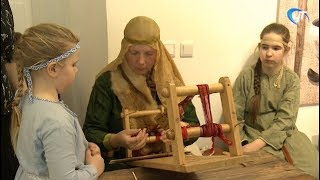 Новая выставка Музея-заповедника раскрывает образ женщины средневекового Новгорода