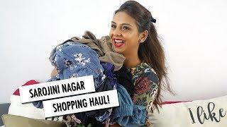 TRY ON SAROJINI NAGAR HAUL | EVERYTHING FOR ₹200