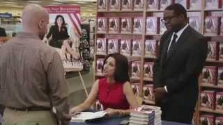 Veep Book Signing