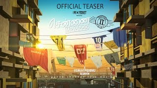 Chennai 600028 II Innings Official Teaser 2016 | Black Ticket Company
