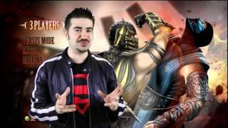 Mortal Kombat Angry Review (2011)