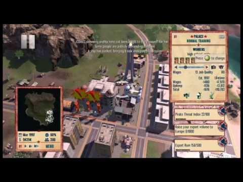 tropico 4 xbox 360 gameplay