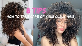 CURLY HAIR CARE TIPS EVERY CURLY SHOULD KNOW!
