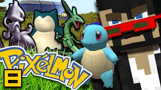 Minecraft: Pokemon Ep. 8 - F U SQUIRTLE