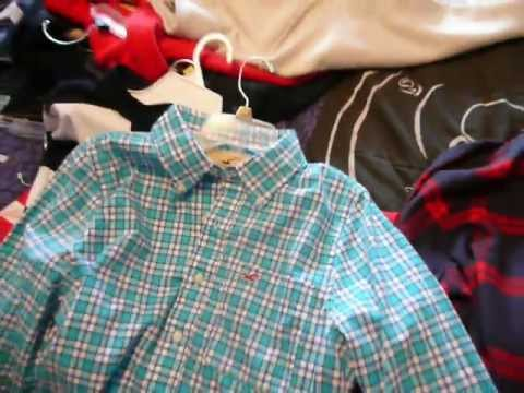 Hollister Dudes Giant Collective Haul Part 2 Continued!