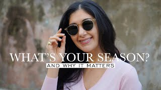 Seasonal Color Analysis | What's Your Season & Why It Matters