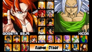 Dragon Ball AF Mugen Edition By Ristar87 DOWNLOAD #Mugen #AndroidMugen