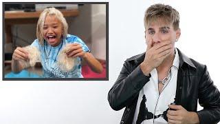 Hairdresser Reacts To Worst Bleach Fail Ever