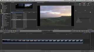 Final Cut Pro X Time Lapse Tutorial, Zeitraffer Workshop Mit Radian ( Von Alpine Labs )