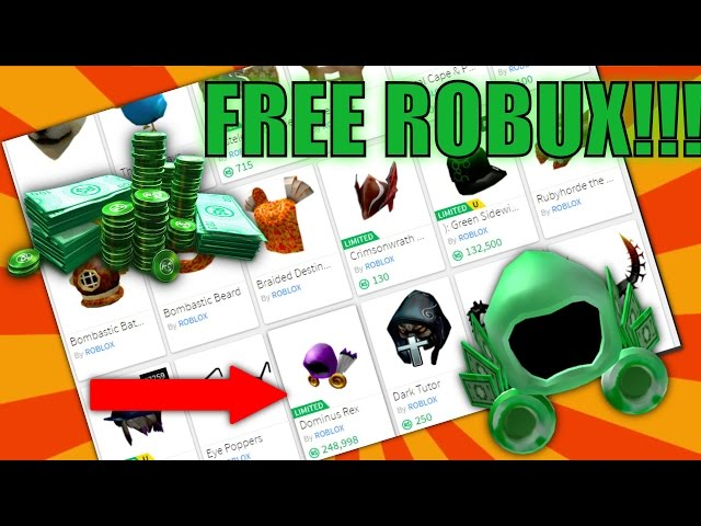 Best Way To Get Free Robux 2018