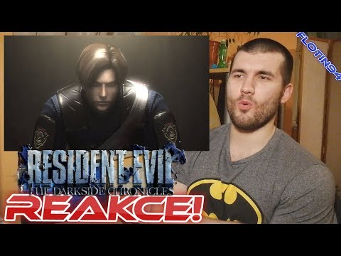 Resident Evil: The Darkside Chronicles - Memories of a Lost City REACTION