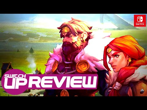 Northgard Nintendo Switch Review - ODIN or LOKI?