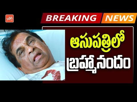 Brahmanandam Health Condition | Telugu News | Tollywood | YOYO TV Channel
