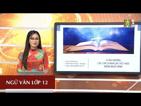 MÔN NGỮ VĂN - LỚP 12 | ÔNG GIÀ VÀ BIỂN CẢ | Theo lịch của Bộ GD&ĐT phát sóng từ 14h30 ngày 15/5/2020, trên VTV7