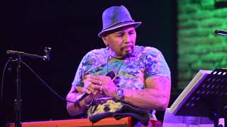 Aaron Neville Mona Lisa March 5 2019 City Winery Chicago nunupics