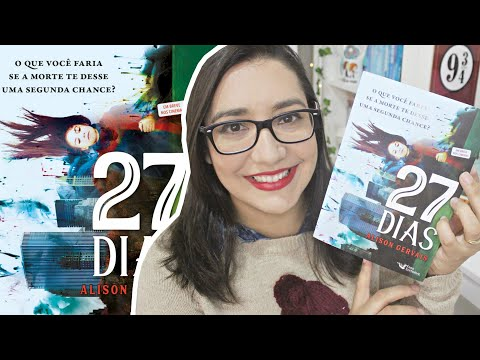27 DIAS por Alison Gervais | Amiga da Leitora