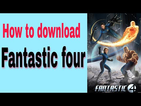 Fantastic four download in filmyzilla and hindi movie