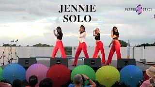 [LIVE] SOLO   JENNIE (BLACKPINK) | P4pero Dance Cover