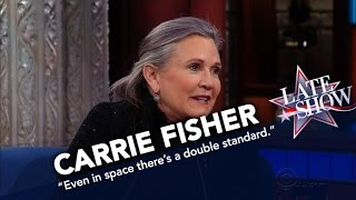 Carrie Fisher: Even In Space There