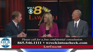 Atty. Dustin S. Crouse is Guest on WVLT LawCall