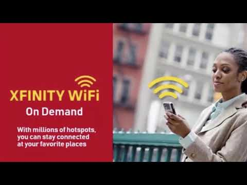 Download The Xfinity Wifi App Video 3GP Mp4 FLV HD Mp3 Download
