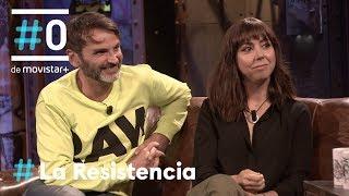 LA RESISTENCIA - Entrevista A Carmen Ruiz Y Fernando Tejero | #LaResistencia 04.06.2018
