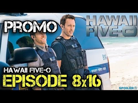 Hawaii Five-0 8.16 Preview
