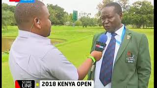 KGU Chairman Richard Wanjala speaks on the performance of Kenyan team at 2018 Kenya Open