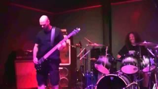 Bone Patrol - Casket Garden (Dismember Cover) - Live in Erlangen Omega Mai 2014