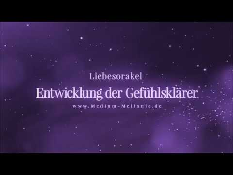 Liebesorakel - Entwicklung der Gefühlsklärer vom 12.01.2019 - 26.01.2019