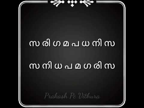 Alankars - Part 3 - Carnatic daily practice, അലങ്കാരങ്ങൾ, സ്വരങ്ങൾ, കർണ്ണാടക സംഗീതം, സപ്ത താളം, രാഗം