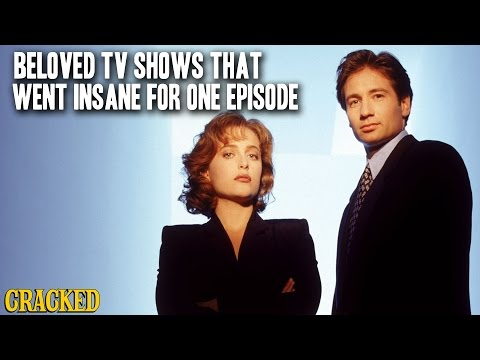 Beloved TV Shows That Went Insane For One Episode