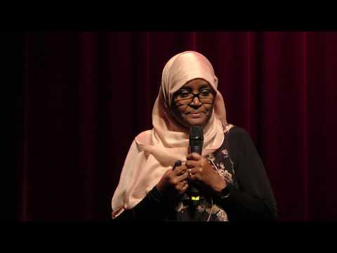 Let's create supportive environments where everyone can thrive | Amina Jama | TEDxFolketspark