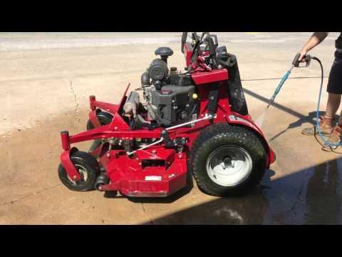 Ferris Z2 Stander Review , Drone Shots , Best Lawn Mower