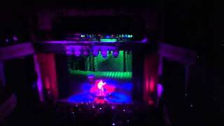 Ani difranco performing two little girls
