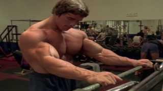 Arnold Schwarzenegger's Motivational Speech