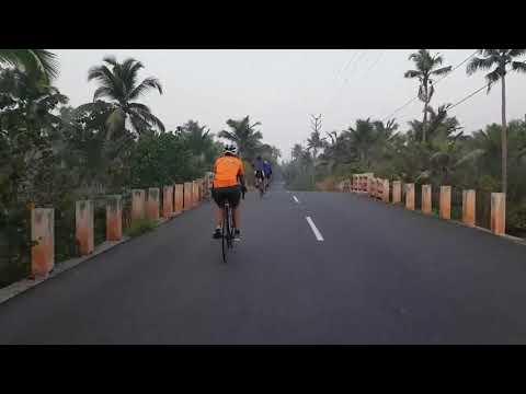 Cycling Safari Trip on Kerala Back-roads Videos