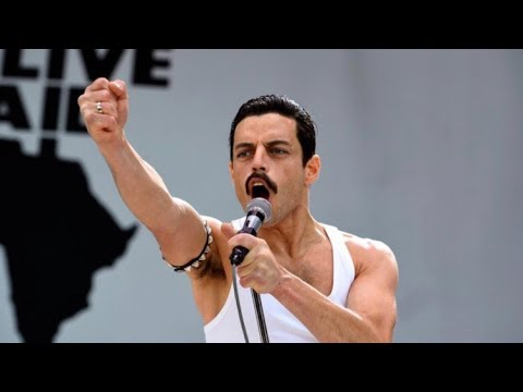 Live Aid - Queen (Bohemian Rhapsody Soundtrack Version) - LiveAidKnight