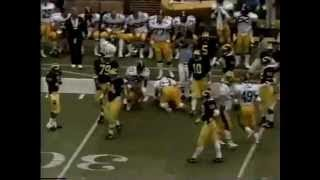 1987 Michigan Replay Michigan vs. Iowa